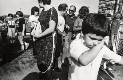 Football Game, Syracuse, NY Sept 1981