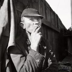 French Canadian Stevedore