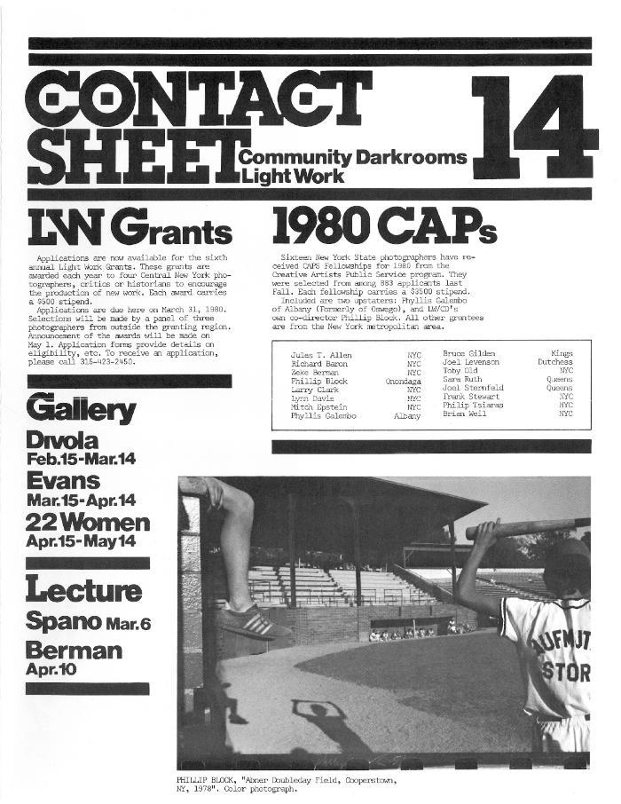 Contact Sheet 14