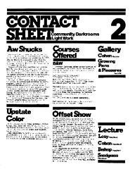 Contact Sheet 2