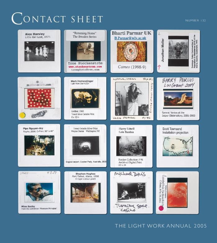 Contact Sheet 132