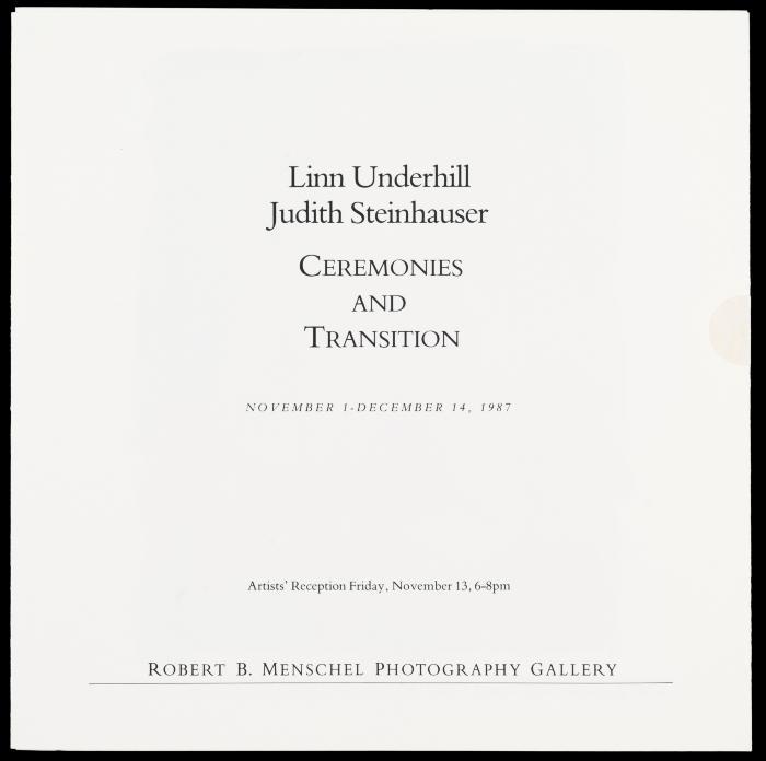 Menschel Gallery Catalogue 9